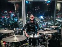 London Drummer Percussionist Available