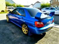 Subaru Impreza WRX (with STi extras)