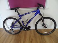 GT AGGRESSOR XC3 24 GEAR MOUNTAIN BIKE IN NICE CONDITION QUALITY BIKE FRONT REAR DISCS ETC