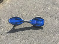 Blue and Black Ripstick