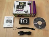 Digital camera with an 8gb memory card