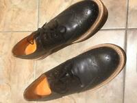 One true Saxon shoes size 12