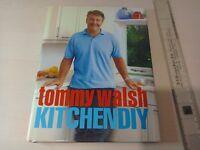 Tommy Walsh Kitchen DIY book