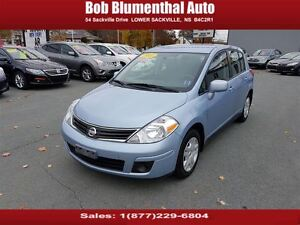 2011 Nissan Versa Auto ($34 weekly, 0 down, all-in, OAC)