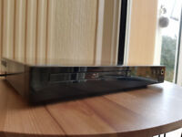 Blu ray player with usb