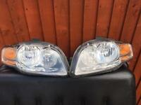 Audi A4 B7 Headlights