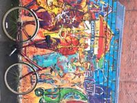 Raleigh caprice city bike