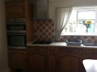 Kitchen cupboards and work tops for sale