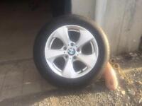 "BMW 16"" original alloys wheel"