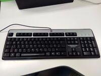 HP keyboard KB-0316