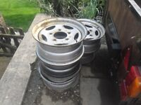 discovery land rover wheels