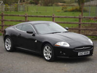 JAGUAR XK 4.2 V8 AUTO COUPE **ONLY 16963 MILES WITH FJSH**