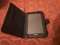 Samsung Galaxy tab 2, model:GT-P3110, 7inch, black.