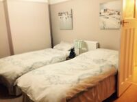 Twin room is available in custom house... All bills included!!!