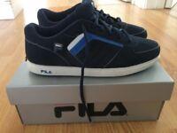Fila Boys Trainers UK Size 5 £10
