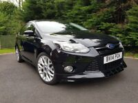 Ford Focus Zetec S Ecoboost. 16,400 Miles, FSH, Excellent Condition. Must See