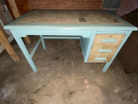 Upcycled desk