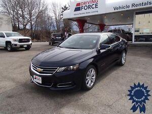 2016 Chevrolet Impala LT Front Wheel Drive - 32,459 KMs, 2.5L