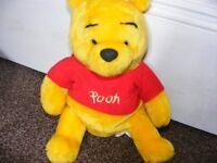 New Toddlers Pooh Bear Rucksack.