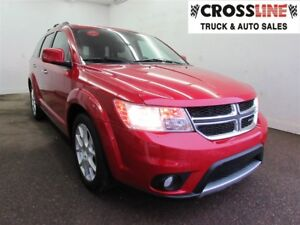 2013 Dodge Journey R/T | LEATHER | NAV | BLUETOOTH | LOADED