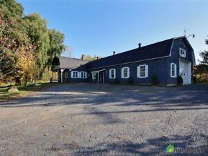 349 000$ - Maison 2 étages à vendre à Frelighsburg