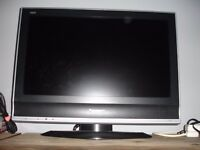 Panasonic Viera Tx-26LXD70 26 inch Freeview LCD Tv