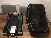 Recaro young profiplus baby car seat