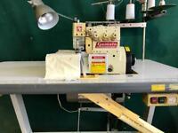 Yamato Japan 4 Thread Overlocker industrial sewing Machine