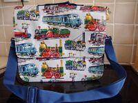 Cath Kidston Trains Satchel backpack