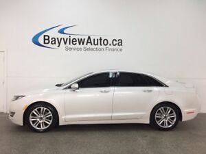 2014 Lincoln MKZ - ECO BOOST! REM START! TINT! SUNROOF! HTD L...