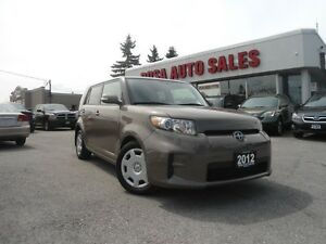 2012 Scion xB AUTO 5DR LOW KM NO ACCIDENT 1 OW