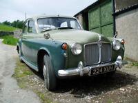 Rover P4 100 1960