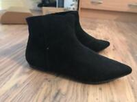 Boohoo Size 6 Ankle Boots