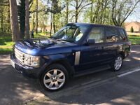 Range Rover Vogue 96,000 miles 2 owners from new