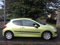 Peugeot 207 1.4 2007 (07)**Full Years MOT**Full Service History**Stylish Family Car ONLY £1895!!!