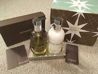 Molton Brown Puritas Gift Set with Elemental Butler