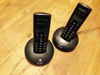 BT Graphite Home Telephones