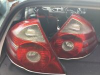 Ford mondeo ST 2.2 155 ps pair of rear lights - can post - breaking whole car for parts