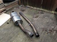 Ktec stealth exhaust Clio 172
