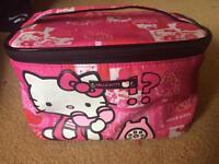 Girls Hello Kitty vanity case