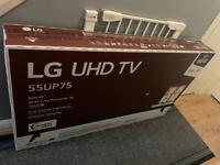 "LG 55"" TV SMART 4K"