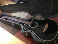 Ovation 'Celebrity' Electro-Acoustic Bass