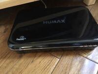 HUMAX freesat+ HD recorder