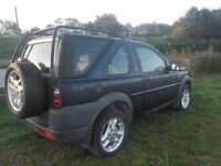 BREAKING 2001 ROVER FREELANDER 1.8 PETROL -- NO TEXTS PLEASE - NEWRY / ARMAGH