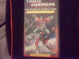 transformers optimus prime cartoon