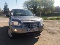 LAND ROVER FREELANDER 2.2 SE TD4 A (Grey) Very clean, excellent drive vehicle. Cat C