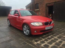 BMW 1 SERIES 118d SPORT drive away today bargain