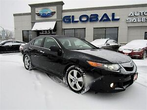 2010 Acura TSX Technology Package LEATHER NAVIGATION BACK UP CAM