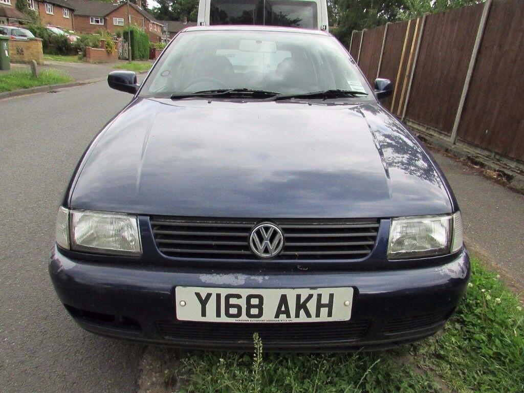 2001 VW Polo Estate 1.9TDI Low mileage 85k