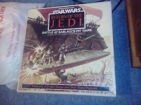 STAR WARS - RETURN OF THE JEDI GAME